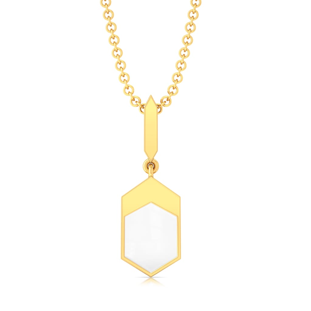 The Sixsome Gold Pendants