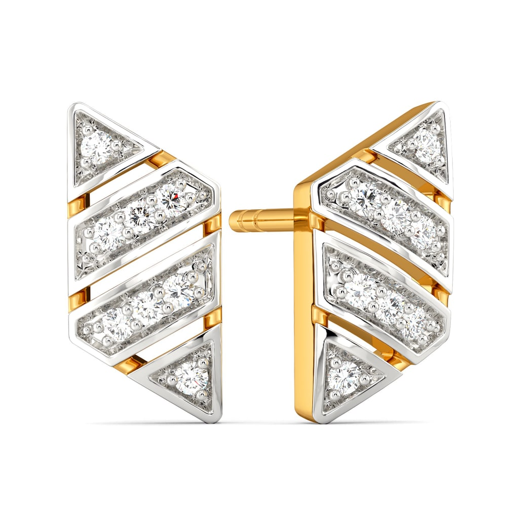 Belle Madame Diamond Earrings