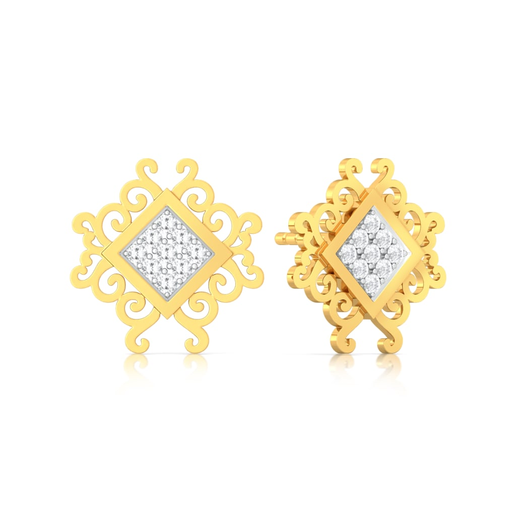 Royal Rendezvous Diamond Earrings