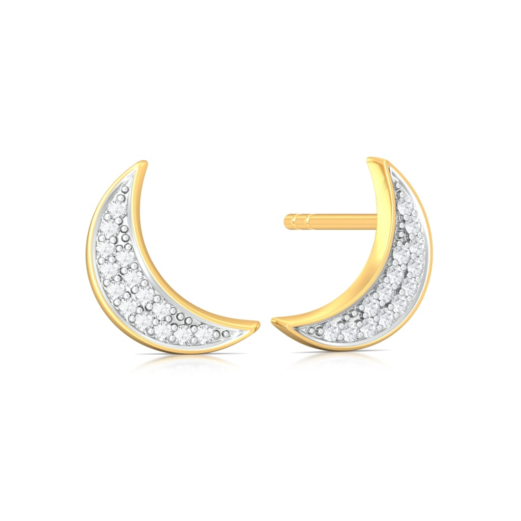 Mia Luna Diamond Earrings