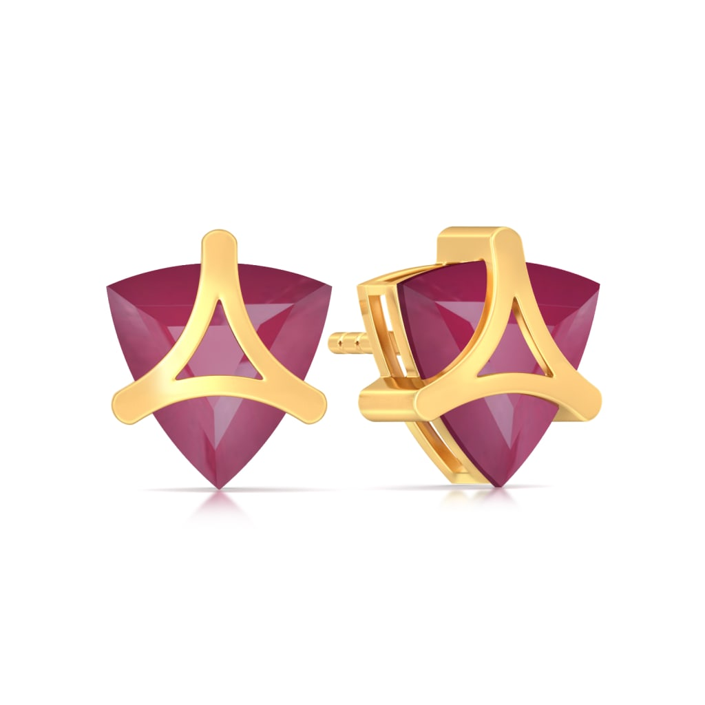 Parfait Cuvee Gemstone Earrings