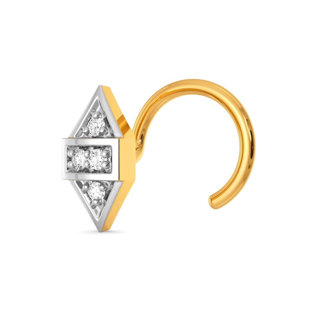 Pin Checks Diamond Nose Pins