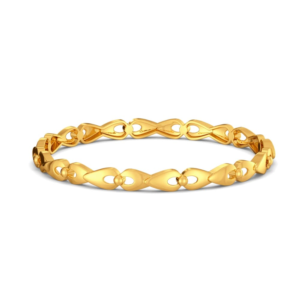 Cove of Groves Gold Bangles