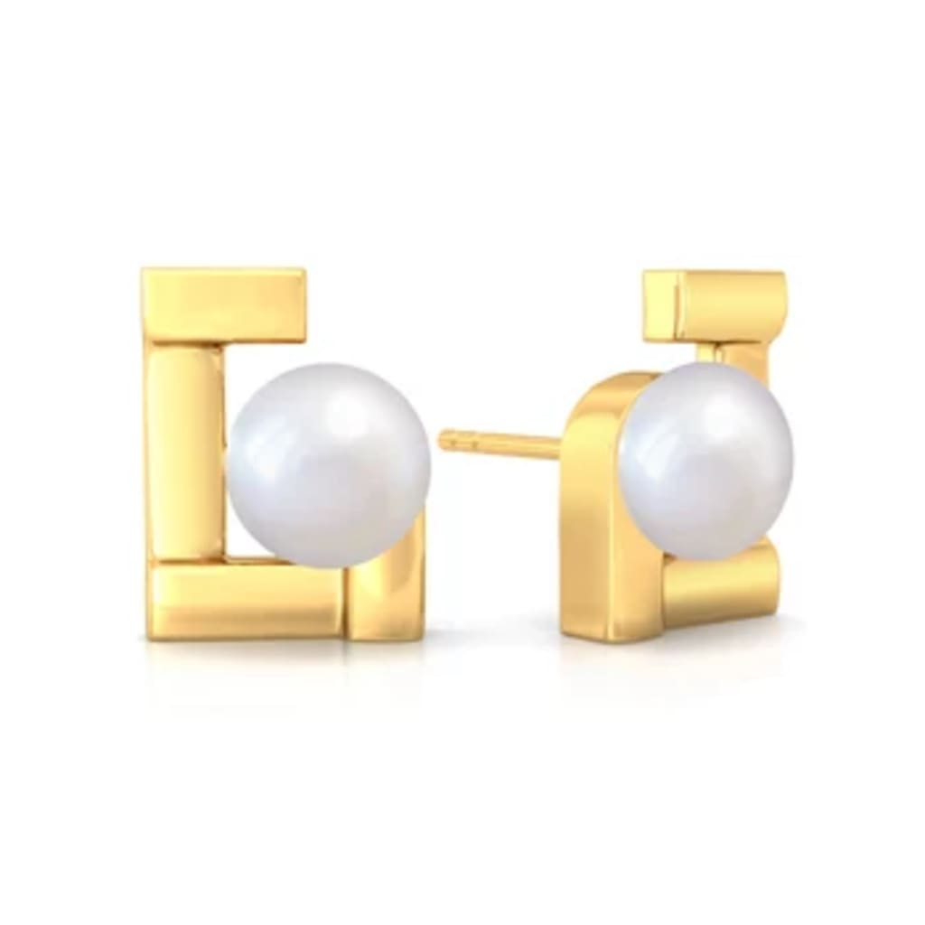 Pearl 2.0 Gemstone Earrings