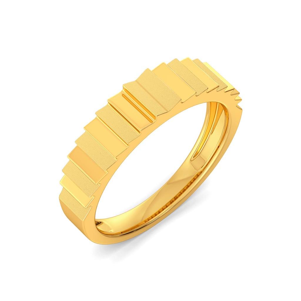 Riva Diva Gold Rings
