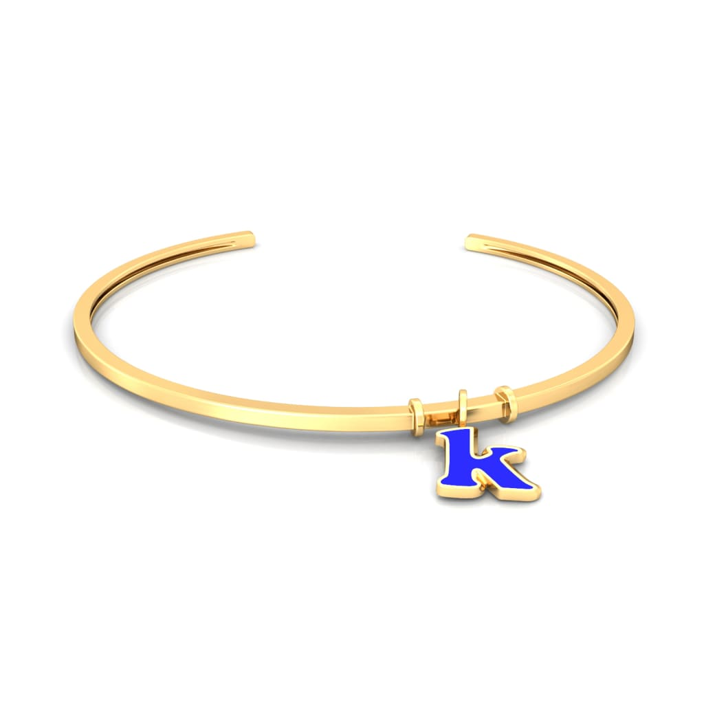 Know-it-all Gold Bangles