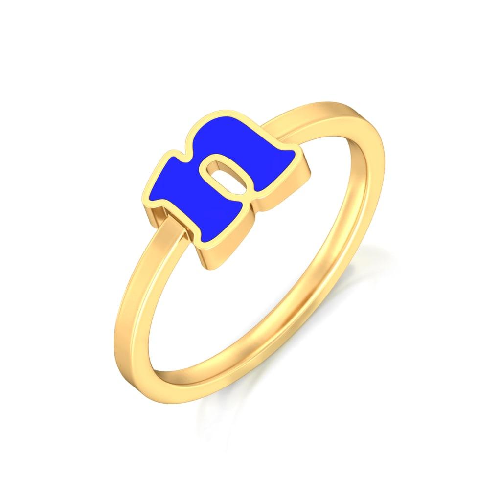 Nice 'n easy Gold Rings