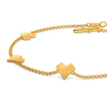 OTT Dote Gold Bracelets