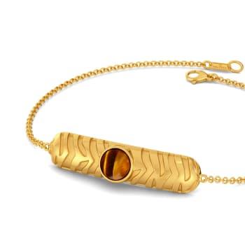 Tiger Point Gemstone Bracelets