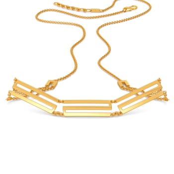 Dress Obsess Gold Necklaces