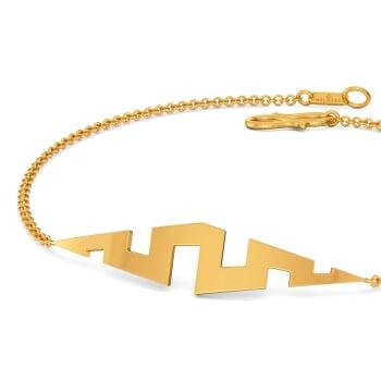 Madame Glam Gold Bracelets