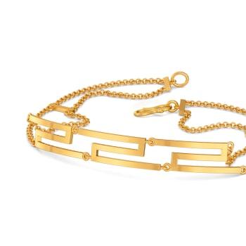 More is More Gold Bracelets