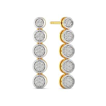 The Five Dive Diamond Earrings