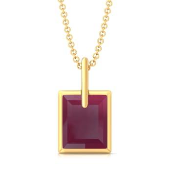 Sherry Berry Gemstone Pendants