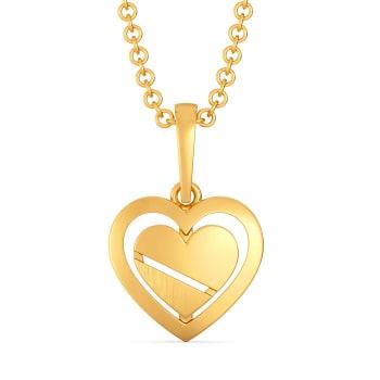 Classique Devotion Gold Pendants