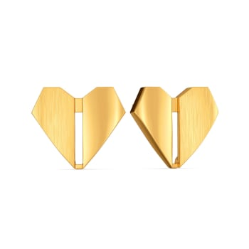 Suave Spark Gold Earrings