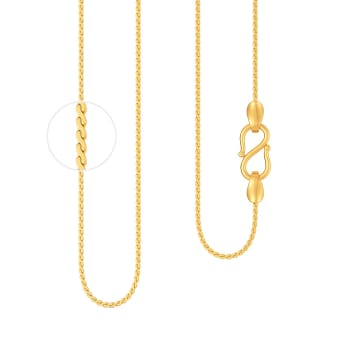 22kt S Chain Gold Chains