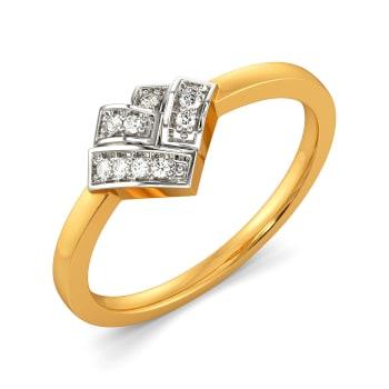 Love Graph Diamond Rings