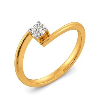 Undying Love Diamond Rings
