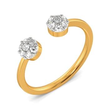 Toujours à Toi Diamond Rings