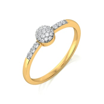 Bound by round Diamond Rings