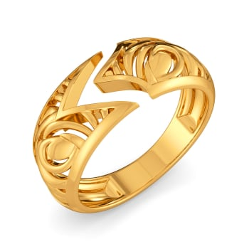 Venus Venge Gold Rings