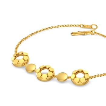 A Trinket Junket Gold Bracelets