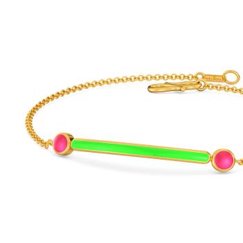 So-Lit Gold Bracelets