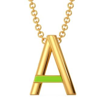 All Aboard Gold Pendants