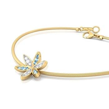 Flower Rush Diamond Bracelets