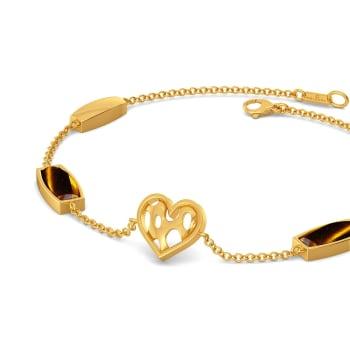 Leopard Love Gemstone Bracelets