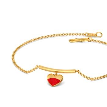 The Golden Glow Gold Bracelets