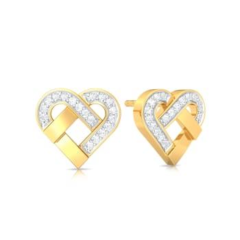 Love Antidote Diamond Earrings