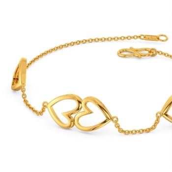 Mills & Miles Gold Bracelets
