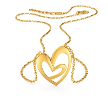 Mills & Miles Gold Necklaces