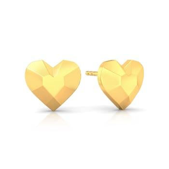 Mushy Much Gold Earrings