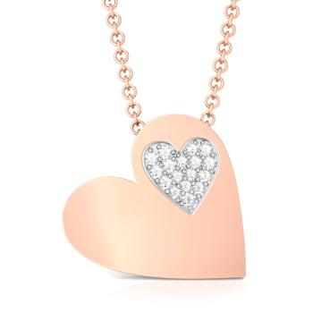 Smitten Kitten Diamond Pendants