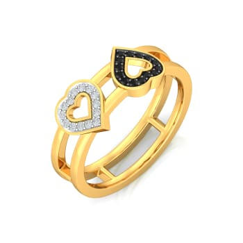 Soul n' Spunk Diamond Rings
