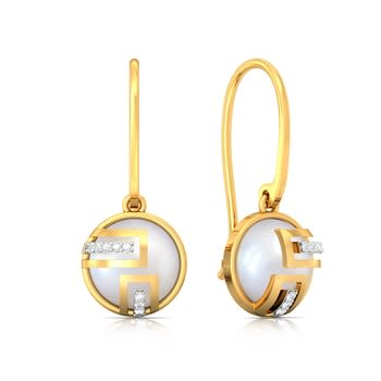 Eye for Trend Diamond Earrings