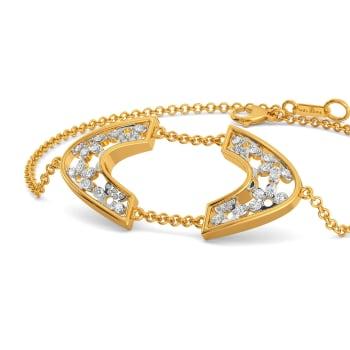 Swerve A Lace Diamond Bracelets