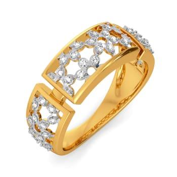 Lattice Layers Diamond Rings