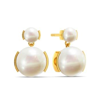 Hots for Dots Gemstone Earrings