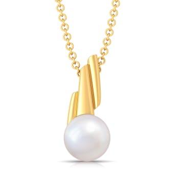 Pearl-fection Gemstone Pendants