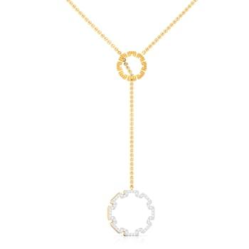 Gold Glam Diamond Necklaces