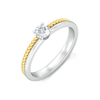 Solitaire Extraordinaire Diamond Rings