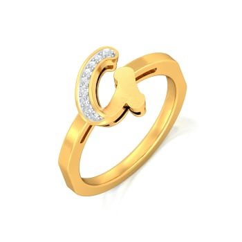 Gangsta Gal Diamond Rings