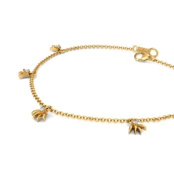 Spike N Like Diamond Bracelets