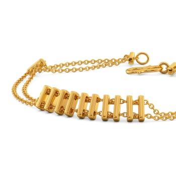 Colosseum Craft  Gold Bracelets