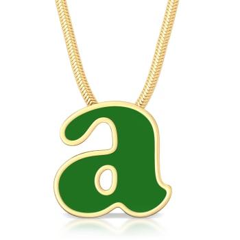A-lister Gold Pendants