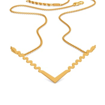 OTT Fantasy Gold Necklaces